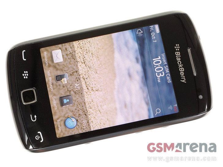 BlackBerry Curve 9380 เปิดขายในไทยแล้ว