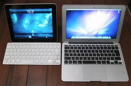 อนาคตแท็บเล็ต iPad จะมีความสามารถเทียบเท่ากับ MacBook Air