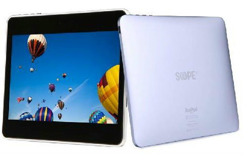 ICT เลือกบริษัท Scope ผลิตแท็บเล็ตแจก ป.1 ราคา 2,430 บาท