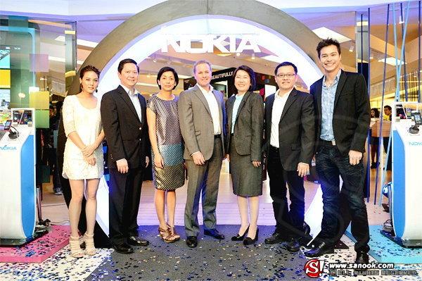 เปิดแล้ว Nokia Lifestyle Shop แห่งแรกในไทย