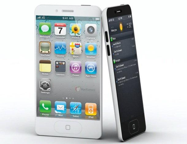 ลือสนั่น Apple เปิดตัว iPhone 5 วันที่ 21 กันยายน 2555 นี้?