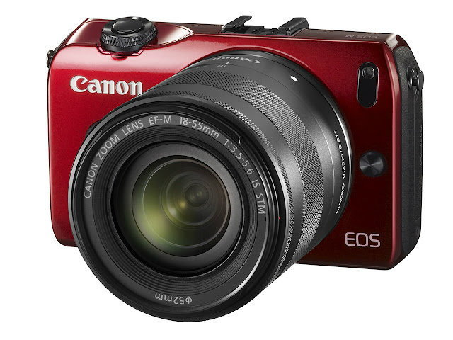 แคนอนเปิดตัว EOS M กล้อง mirrorless ตัวแรก พร้อมเลนส์ EF-M มาตรฐานสองรุ่น