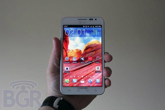Samsung Galaxy Note 2 จะเปิดตัววันที่ 15 ส.ค. นี้