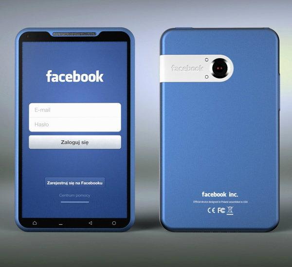 เลื่อนไปอีก Facebook Phone เปิดตัวกลางปี 2013