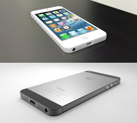 ชาร์ปจะส่งจอไอโฟน 5 ให้แอปเปิ้ล ส.ค.นี้