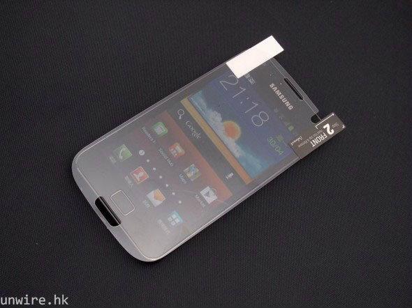 เผยภาพฟิล์มกันรอย Samsung Galaxy S III ยืนยัน หน้าจอกว้าง 4.8 นิ้วแน่นอน