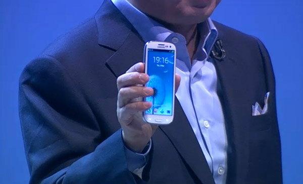 สรุปงานเปิดตัว Samsung Galaxy S III