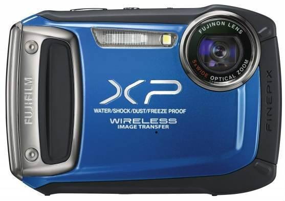 """กล้องคอมแพค""""จอมอึด"""" Wi-Fi กันน้ำได้"""