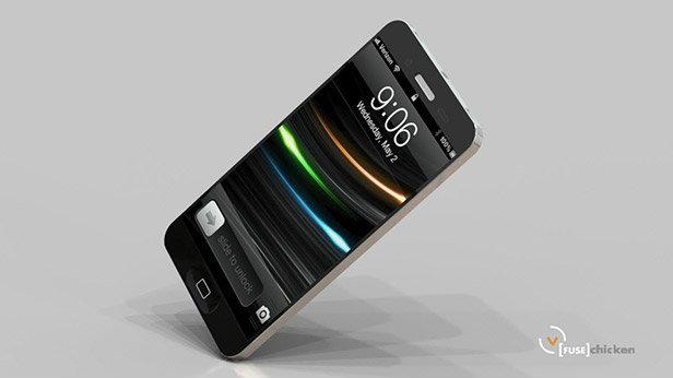 มาอีกหนึ่งแบบจำลอง iPhone 5 (The new iPhone)
