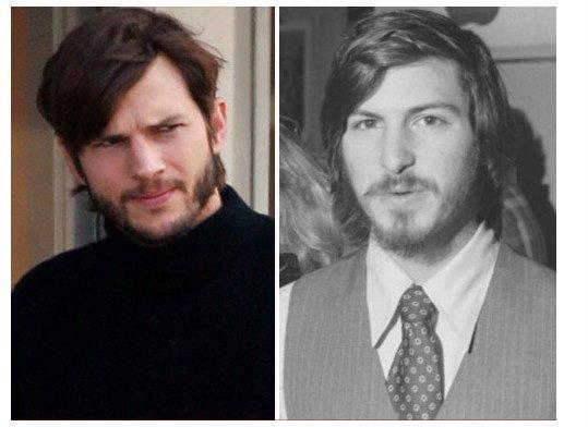 พอไหวมั้ย? ภาพ Ashton Kutcher ในบทบาทของ Steve Jobs