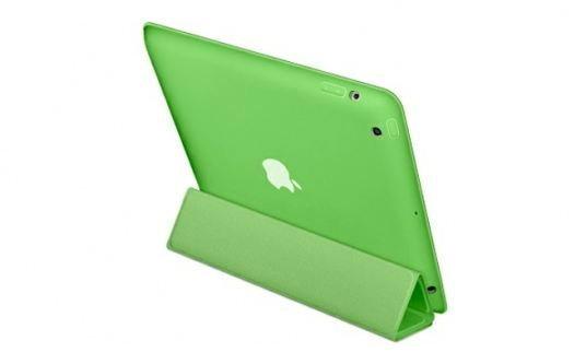 Apple ซุ่มเปิดตัว iPad Smart Case