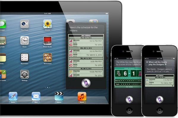 iOS 6 อัพเกรด Maps, Siri, Facebook