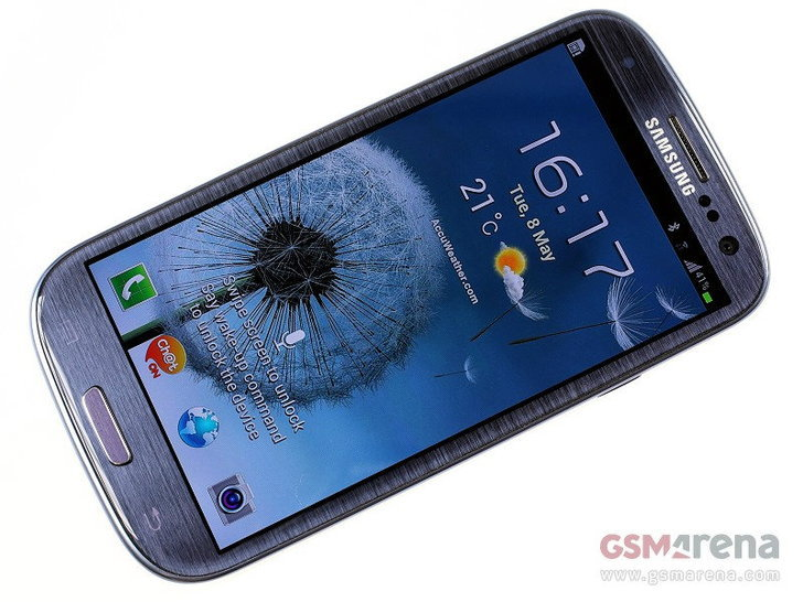 ความลับของ (การสร้าง) Galaxy S III