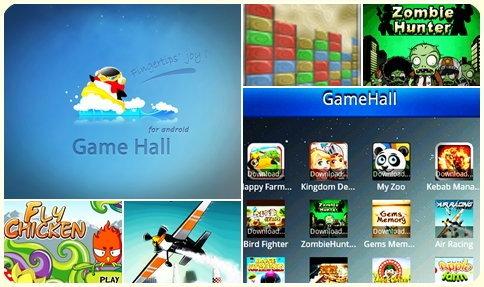 Review : GameHall Application ศูนย์รวมเกมส์ภายในแอพเดียว
