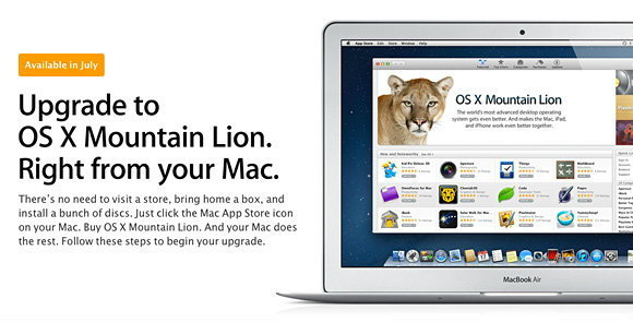 Apple ห้ามพนักงานลาช่วงปลายเดือนกรกฎาคมเพื่อเตรียมปล่อย Mountain Lion?