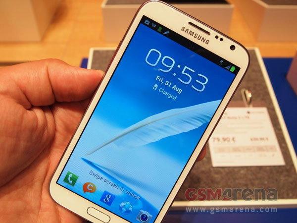 เผยค่า Benchmark บน Galaxy Note II ยังแพ้ Sony Xperia 3 รุ่นใหม่ล่าสุด