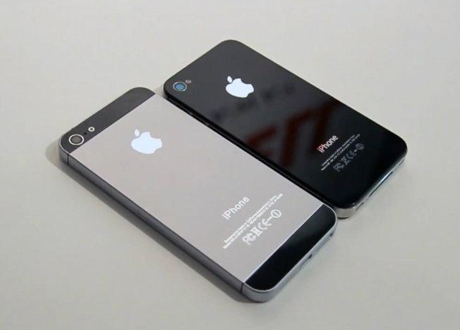 นับถอยหลัง ไอโฟน 5 ด้วยภาพ mock up iphone 5 ชุดใหญ่ พร้อมคลิปวิดีโอปิดท้าย