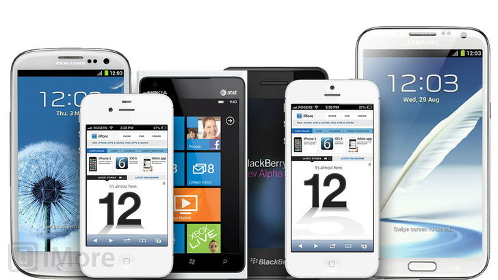 """อยากได้สมาร์ทโฟนเยี่ยมๆที่ไม่ใช่ """"ไอโฟน"""" มีทางเลือก"""