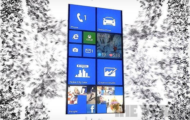 หรือนี่คือ Instagram สำหรับ Windows Phone?