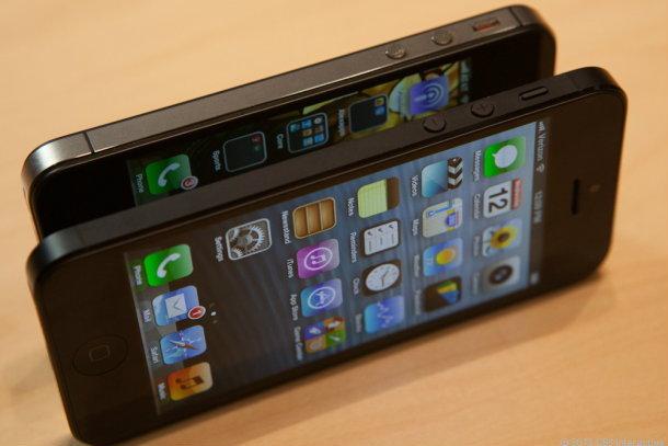 เทียบกันไปเลย iPhone 4S กับ iPhone 5 ต่างกันตรงไหนบ้าง