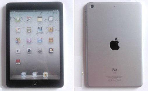 ภาพ iPad mini เปิดหน้าจอโผล่ว่อนเน็ต