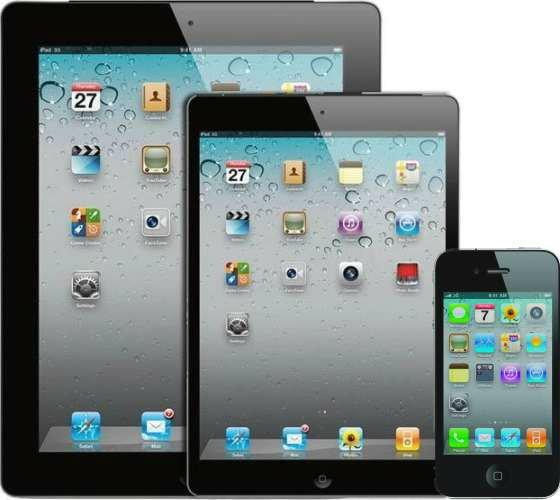 iPad mini จะดูคล้าย iPhone กว่า iPad