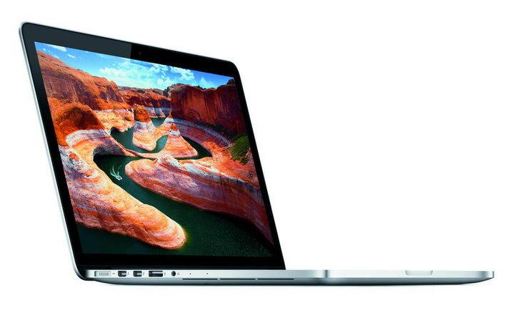 """แอปเปิลเปิดตัว Retina MacBook Pro 13"""""""