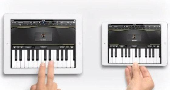โฆษณาตัวแรก iPad Mini จะบอกอะไร?