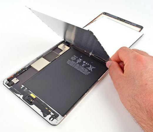ชำแหละดูไส้ใน iPad Mini กันบ้างดีกว่า