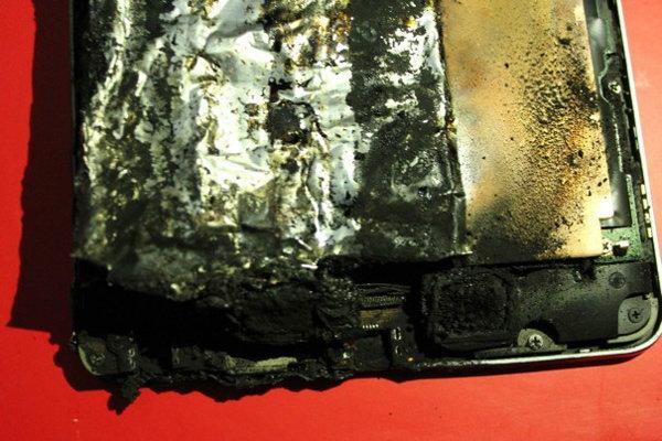 Nexus 7 ระเบิดเละ จำแทบไม่ได้!!
