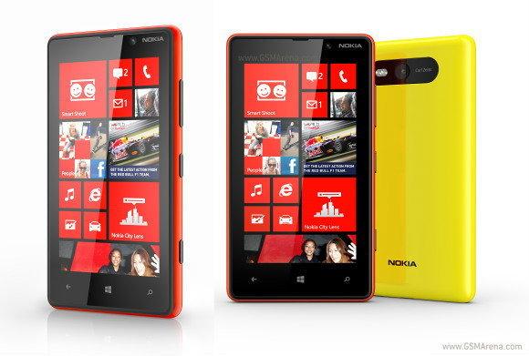 รวมโปรโมชั่น Nokia Lumia 920 และ Nokia Lumia 820 ในงาน