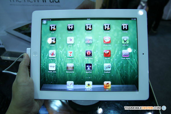 คอยไปก่อน iPad 4 และ iPad mini ยังไม่มีจำหน่ายและจอง
