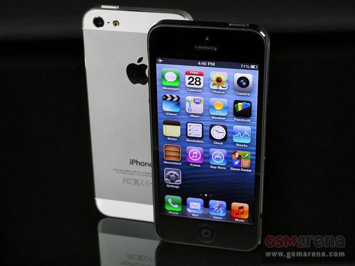 เปิดขาย iPhone 5 ในไทยเลื่อนไปเป็นเดือน พ.ย