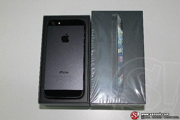 เคาะแล้ว ราคา iPhone 5
