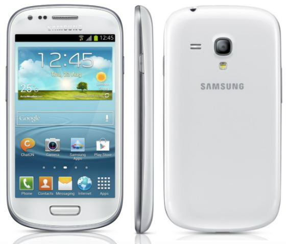 Galaxy S3 mini เพชฌฆาต iPhone 5?