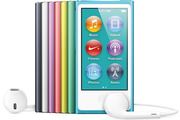 รีวิว iPod nano 7 ดีไซน์ใหม่จอใหญ่ขึ้น