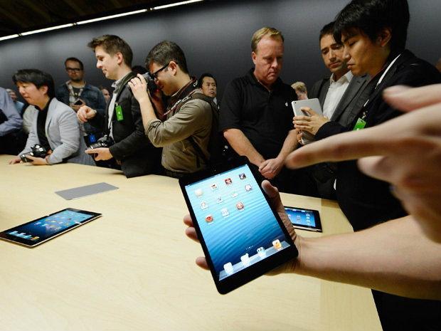 ความจริงของ iPad mini ทำไมต้องไซต์เล็ก
