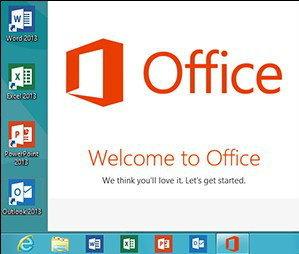 ไมโครซอฟท์เปิดให้ทดสอบ Office 2013 Professional Plus นาน 60 วัน