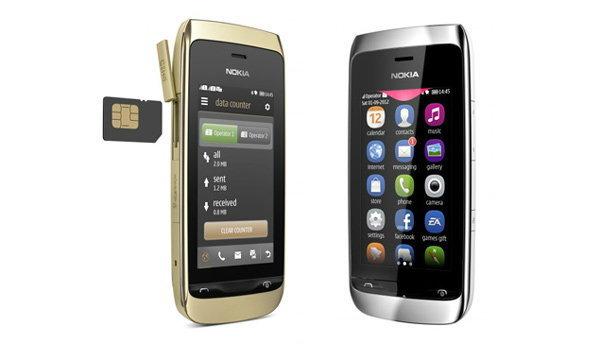 Nokia Asha 308 และ Nokia Asha 309 มอบประสบการณ์สมาร์ทโฟน