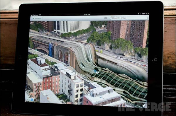 Apple ไล่ผู้บริหารออก เซ่นแอป Maps ห่วย!