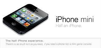 iPhone Mini อาจเป็นจริงในปีหน้า ??