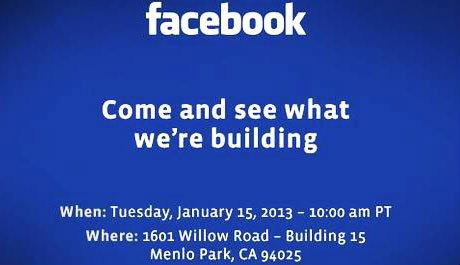 Facebook เชิญสื่อมาชมสิ่งที่กำลังสร้าง ?