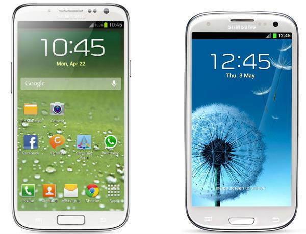 เผยโฉม Samsung Galaxy S IV