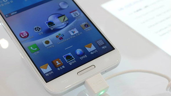 LG Optimus G Pro สมาร์ทโฟนจอใหญ่ 5.5 นิ้ว