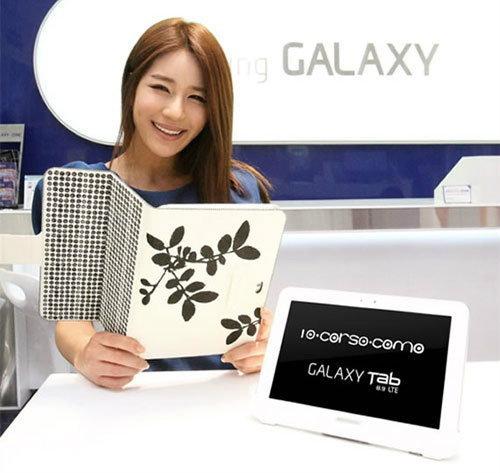 อีก 8 อุปกรณ์ใหม่ Samsung รับปี 2013