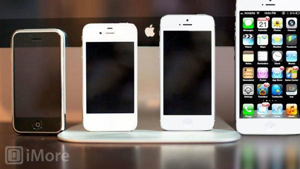 สื่อจีนอ้าง Apple เตรียมปล่อย iPhone 5S (ไอโฟน 5S) พร้อม iPhone 6 ในปีนี้
