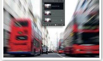 สร้างสรรค์ภาพให้แปลกตา ด้วยเอฟเฟ็คท์ Zoom blur