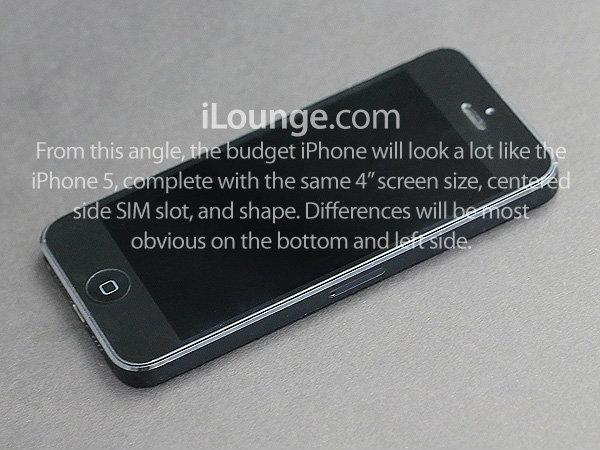 iPhone 5s จะมากับ iPhone 5 ต้นทุนต่ำ