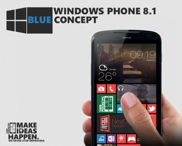 Windows Phone 8.1 แบบนี้น่าใช้จัง