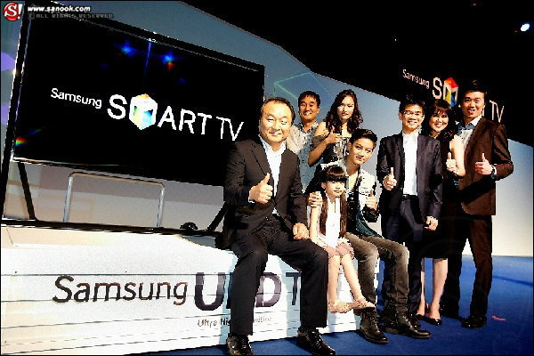 ซัมซุงสร้างเทรนด์ใหม่ให้การชมทีวีในเมืองไทย แรงไม่หยุด